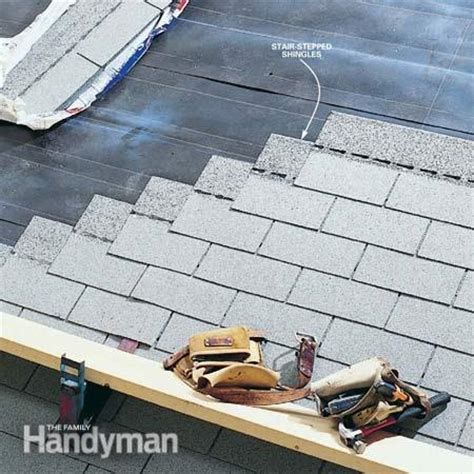 how much to install roof how to install shingles the family handyman