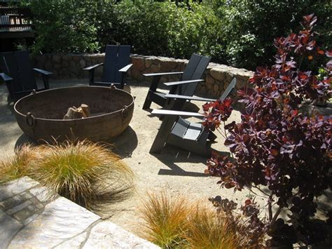 California Firepit Northern California Landscaping San Anselmo Ca Photo Gallery Landscaping Network