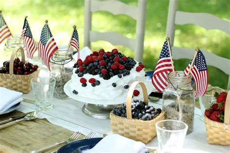 4th Of July Table Decoration Ideas by 13 Most Festive D 233 Cor Ideas For A Successful Memorial Day