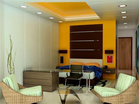 desain interior atap rumah desain interior rumah dengan warna atap kuning