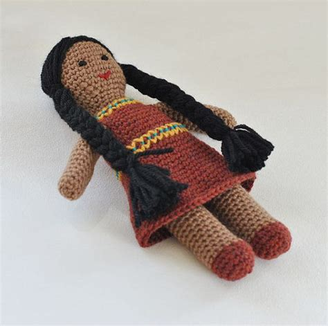 Handmade Indian Dolls - american doll all handmade indian doll