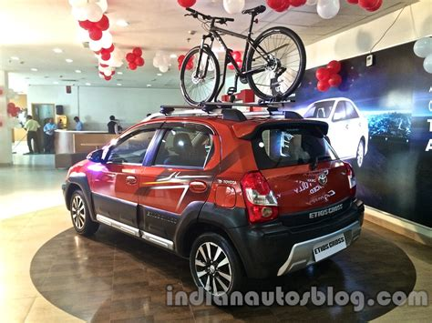 Xblade Cross 04 toyota etios cross to launch in india on may 7