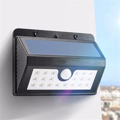 Solar Powered Pir Light Aliexpress Buy Wireless Solar Powered 20 Led Solar