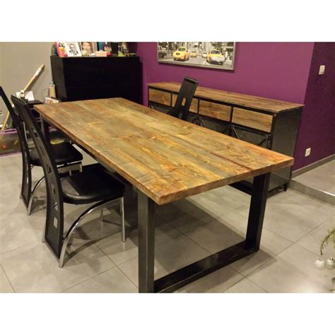 Salle A Manger Table Carrée 1343 by Table A Manger