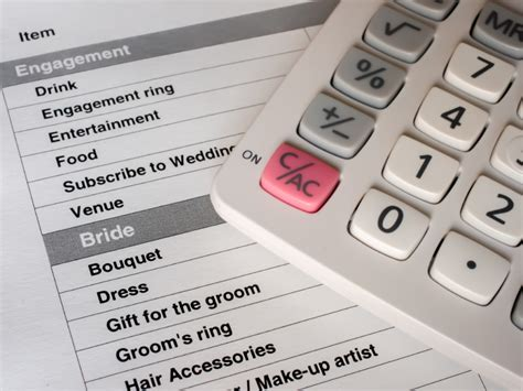 wedding planner career 4 tips for sticking to client budgets during your wedding