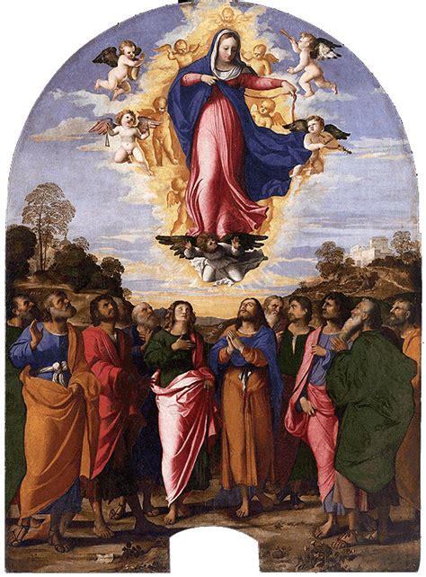 misteri del rosario misteri gloriosi iv mistero