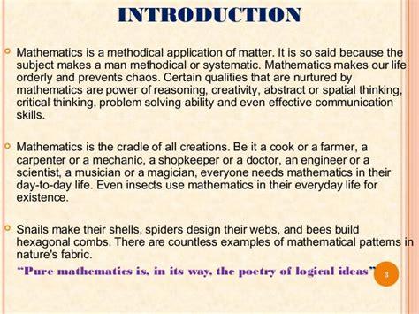 mathematics everywhere everyday