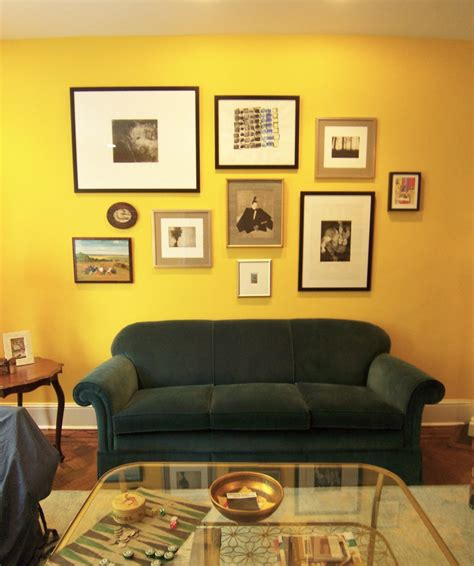Yellow And Green Living Room Walls Yellow Living Room Golden Yellow Living Room Walls