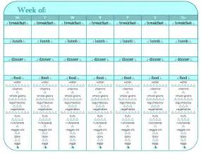 blank monthly workout schedule new calendar template site
