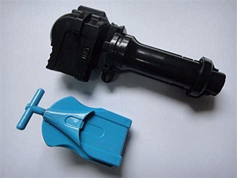 Digital Power Launcher beyblades beyblade metal fusion fight power launcher launcher grip set munclemikes