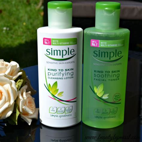 Easy Detox Tummy Toner Review by Simple Cleansing Lotion And Toner By Miss L