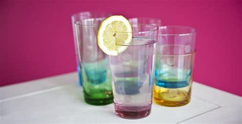 bicchieri da acqua bicchieri da acqua pi 249 colore in tavola dalani e ora