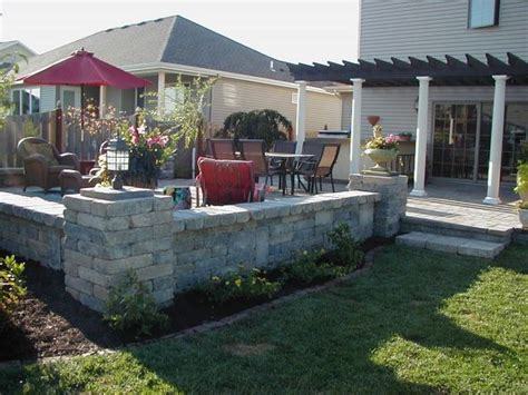 Outdoor Patio Designs On A Budget Patio Ideas On A Budget For The Home Pinterest