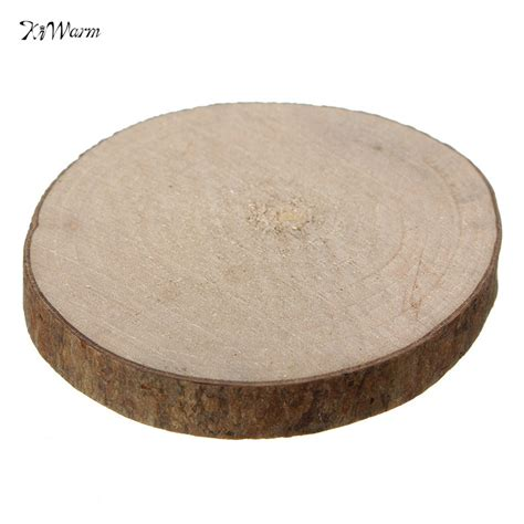 where can i buy 10pcs wood disc slices circle shape rustic