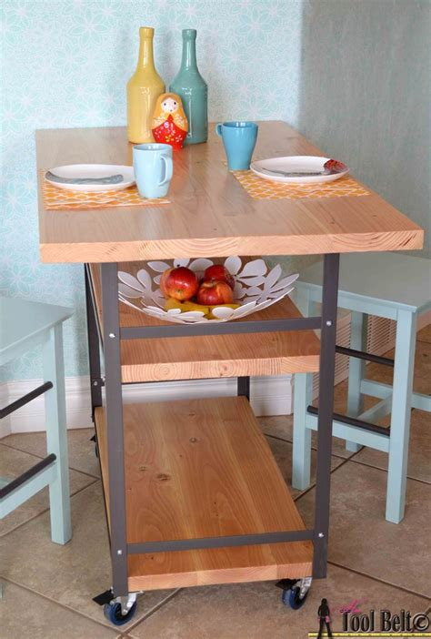 rolling kitchen island table 17 best ideas about rolling island on marble