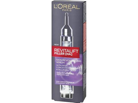 Serum Muka L Oreal best deals on l oreal revitalift filler ha skin
