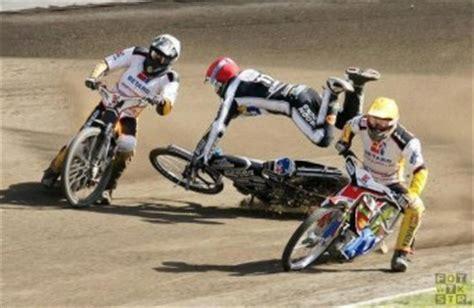 darcy ward breaks hand  polish crash speedcafe