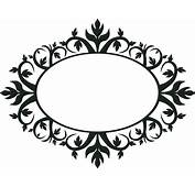 Ornamintal Frame Vector Clipart  Collection