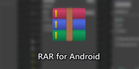 rar for android اپ نت استخراج و فشرده سازی فایل ها با rar for android