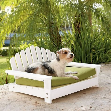 18 Chilly Outdoor Dog Beds That Are Also Comfortable And Outdoor Furniture For Dogs