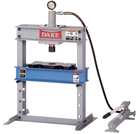 bench hydraulic press dake benchtop hydraulic press