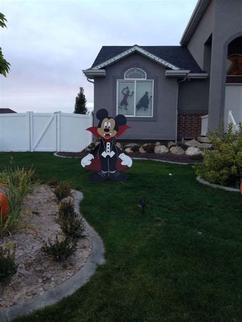 wooden christmas yard art disney woodworking projects