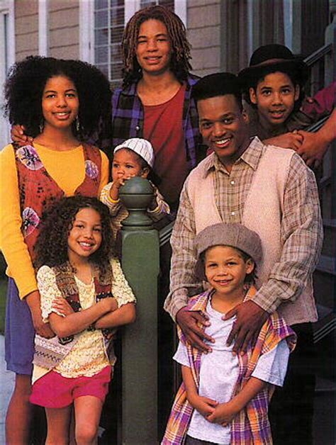 on our own cast sitcoms photo galleries