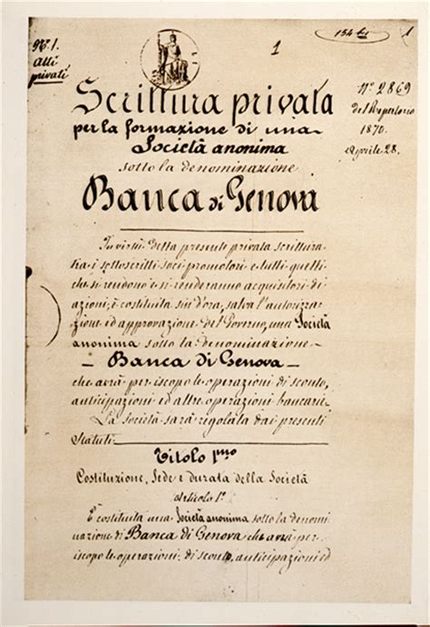 Rolo Banca 1473 by Our History Unicredit