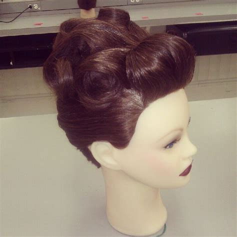 Vintage Bridal Updos by Best 25 Vintage Updo Ideas On Vintage Bridal