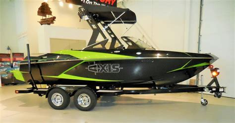 axis wake boat options axis wake research a20 boats for sale