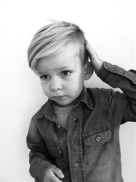 Toddler Undercut | 24 best little boy haircuts images on pinterest
