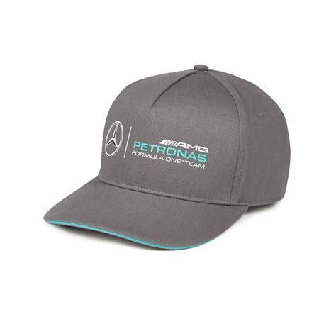 mercedes hats mercedes petronas amg formula 1 gray classic hat cap