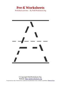 6 best images of pre k abc worksheets printable free