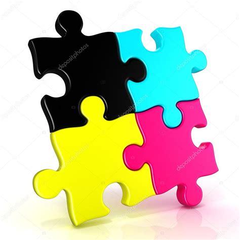 cmyk puzzle cmyk puzzle stock billede colourbox 28 images cmyk