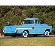 Chevrolet Apache 31 Cameo Fleetside 3A 3124 39 1958