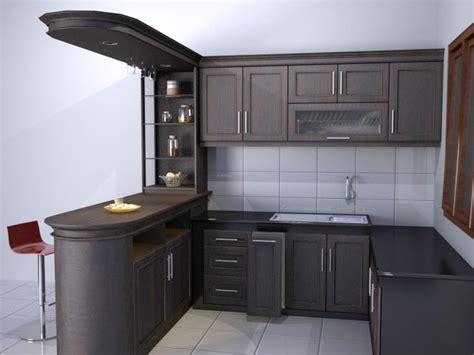 desain dapur single line 40 model gambar dan ukuran kitchen set yang tepat untuk