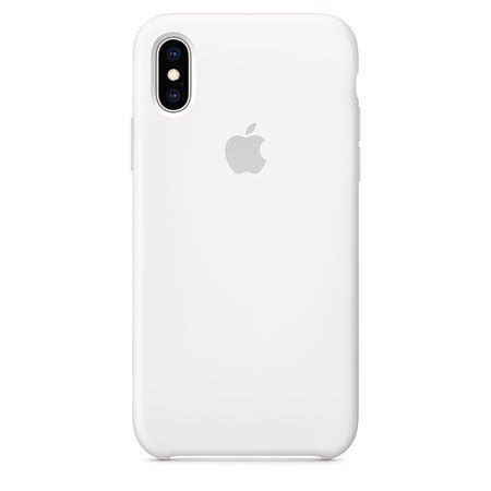 apple silicone for iphone xs max white walmart