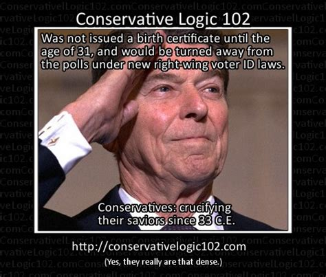 Conservative Memes - conservative logic reagan id classic pinterest