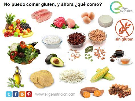 que alimentos contienen trigo gluten elige nutrici 211 n