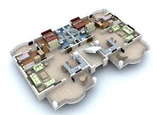 Floor Plan In 3d Taycasavillas Furnishing Customers With Perfect Property