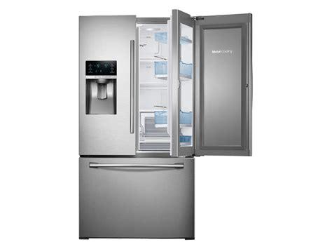 Samsung Door Refrigerator Temperature Settings by 28 Cu Ft 3 Door Door Food Showcase Refrigerator