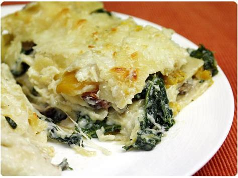 White Sauce With Cottage Cheese by Vegetable Lasagna With White Sauce Pasta