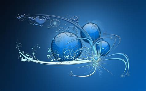 blue abstract widescreen wallpapers hd wallpapers