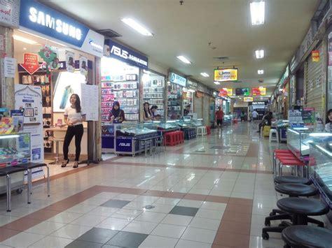 Jual Parfum Mall Ambassador begini penakan sepinya mall ambasador
