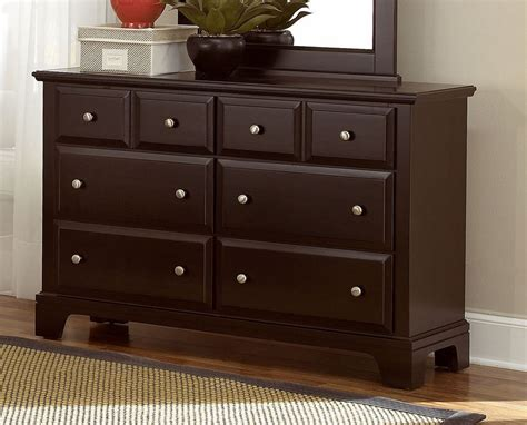Vaughan Bassett Dresser by Vaughan Bassett Furniture Buy Hamilton Franklin 6 Drawer