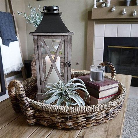 coffee table centerpiece ideas best 25 coffee table centerpieces ideas on pinterest coffee table tray farmhouse tabletop