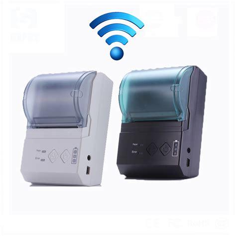 mobile pos printer thermal mobile pos printer wifi 58mm portable usb pocket