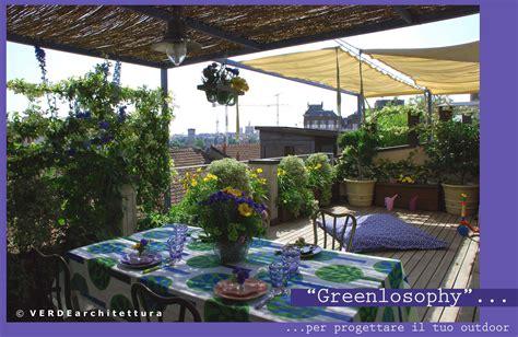 arredare il terrazzo arredare il terrazzo con quot greenlosophy quot