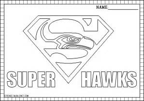 seahawks coloring pages seattle seahawks free coloring pages 171 huddlenet