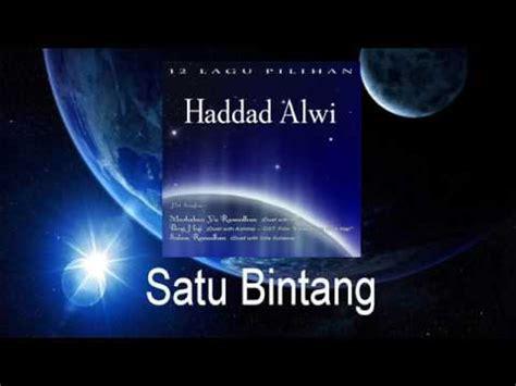 free download mp3 asmaul husna hadad alwi satu bintang by hadad alwi mp3 download stafaband